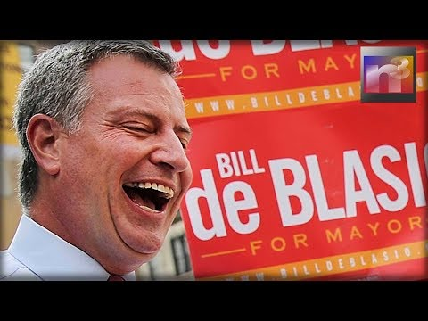NYC Mayor LOSES HIS MIND Sues Oil Companies for Global Warming – The Week After All-Time Record Cold