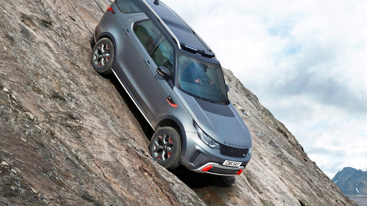 Land Rover Discovery SVX (2018) Ultimate Off-Road SUV ...