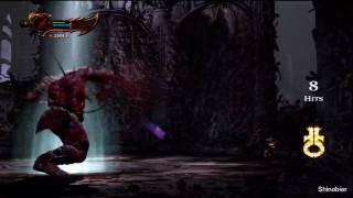 God of War 3 Chaos Mode No Upgrade Run+ Part 11 HD(Hades)