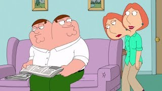 Multiverse Everyone Lives With Two Heads | Family GUY