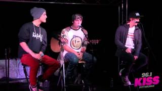 "Emblem3 ""3000 Miles"" - KISS Music Theater"