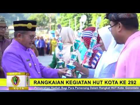 Perayaan HUT Kota Gorontalo Ke - 292 Tahun 2020