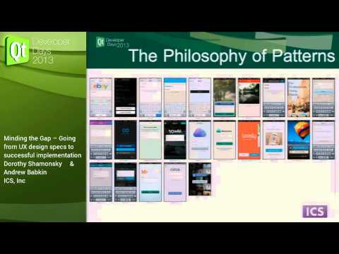 QtDD13 - Shamonsky & Babkin - Minding The Gap