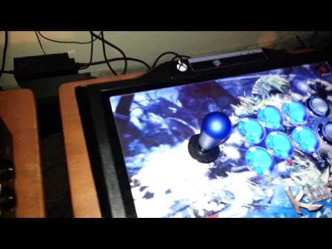 Razer Atrox vs Mad Catz TE2
