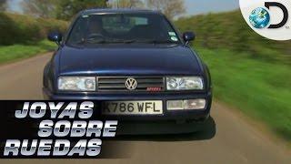 El Volkswagen Corrado VR6 | Joyas Sobre Ruedas | Discovery Latinoamérica