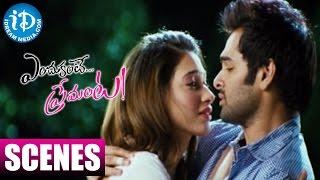 Endukante Premanta Movie Climax Scene  Ram  Tamannaah  Karunakaran  GV Prakash Kumar