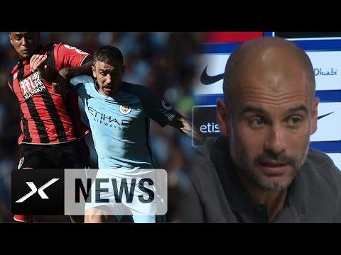 Pep Guardiola zu Aleksandar Kolarov: Bleibt, wenn er will | Manchester City