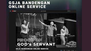 Gambar cover Ibadah Raya Online GSJA Bandengan 24 Mei 2020