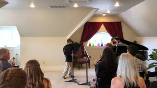 Isaiah Guthrie Violin Performance