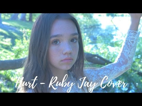 Hurt - Christina Aguilera | Ruby Jay Cover