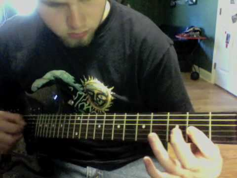 Bad Fish By Sublime Guitar Solo Youtube
