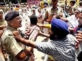 Pakistani Media On Sikhs Protest For Khalistan In Jammu video