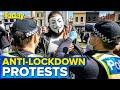 Coronavirus: Anti-lockdown protests, Victoria begins easing restrictions | Today Show Australia
