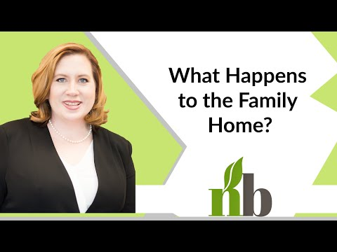 What Happens to the Family Home? | Huntsville Alabama Family Law Attorney | Huntsville AL Attorneys