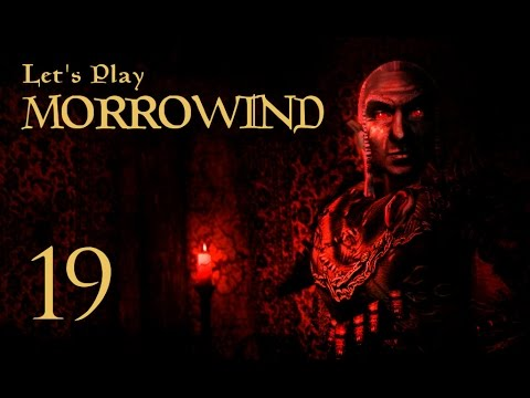 Let's Play Morrowind - 19 - Meeting the Morag Tong