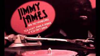 JIMMY JAMES - I KNOW YOU DON