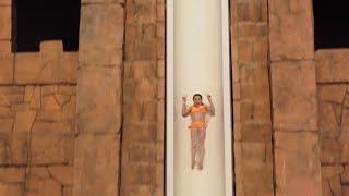 riding the leap of faith water slide in atlantis wk 207 4   bratayley