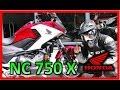Prueba Honda NC 750 X | Test Ride con Blitz Rider