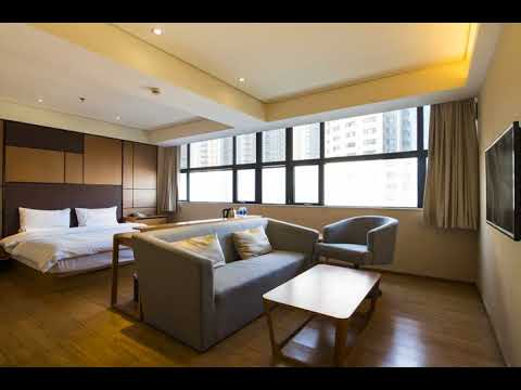 JI Hotel Nanjing Hongqiao Zhongshan North Road - Nanjing - China