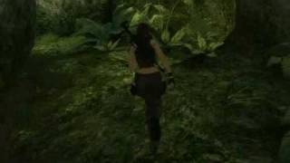 Tomb Raider Underworld - Gameplay with all graphics on max