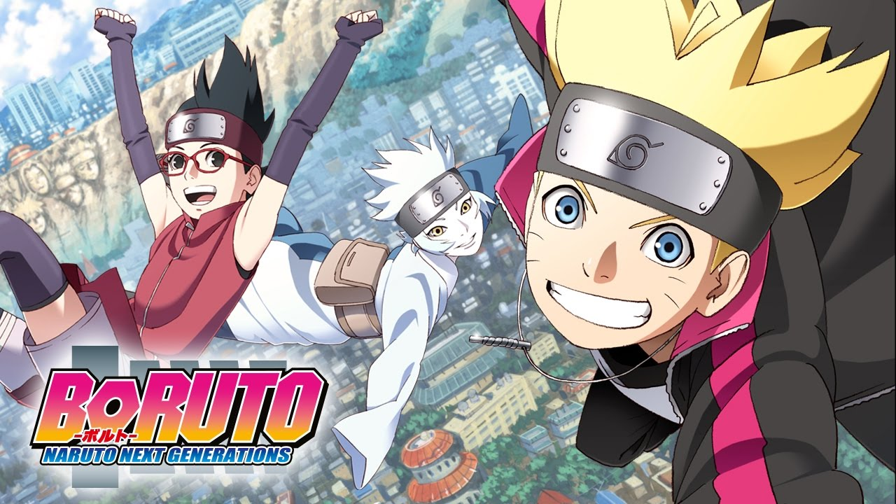 Image result for boruto next generation