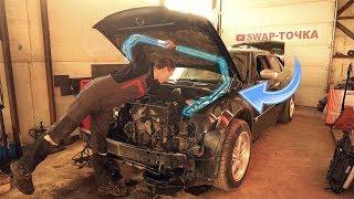 ШОК!!! ТАКОГО МЫ НЕ ОЖИДАЛИ / CHRYSLER 300C 2JZ-GTE # 3
