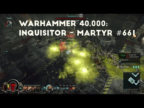 Close All Warp Rifts | Let's Play Warhammer 40,000: Inquisitor - Martyr #661 |