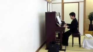 四十九日法要にておじいちゃんが大好きだったノクターンを演奏しました...