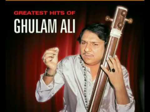 Bichhad Ke Bhi  ( LIVE ) : Ghulam Ali
