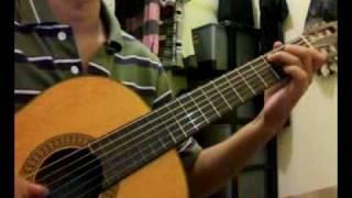 星晴 Xing Qing - 周杰伦 Jay Chou - Guitar Solo