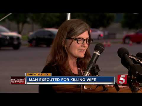 Donnie Johnson executed for killing his wife