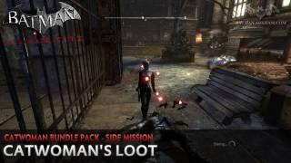 Batman: Arkham City - Catwoman