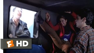 Clockstoppers (5/9) Movie CLIP - Kicked in the Head (2002) HD