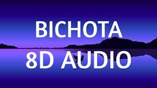 KAROL G - BICHOTA (8D AUDIO) 360°