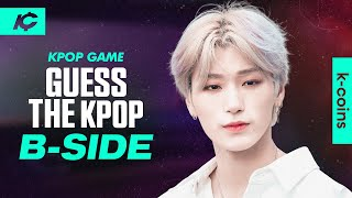 Baixar Guess The Kpop B-SIDE Track In 2 Seconds - KPOP GAME