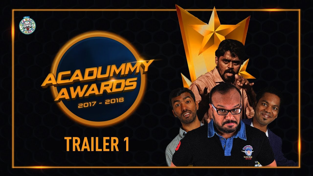 Acadummy Awards Trailer | Evam Stand Up Tamasha