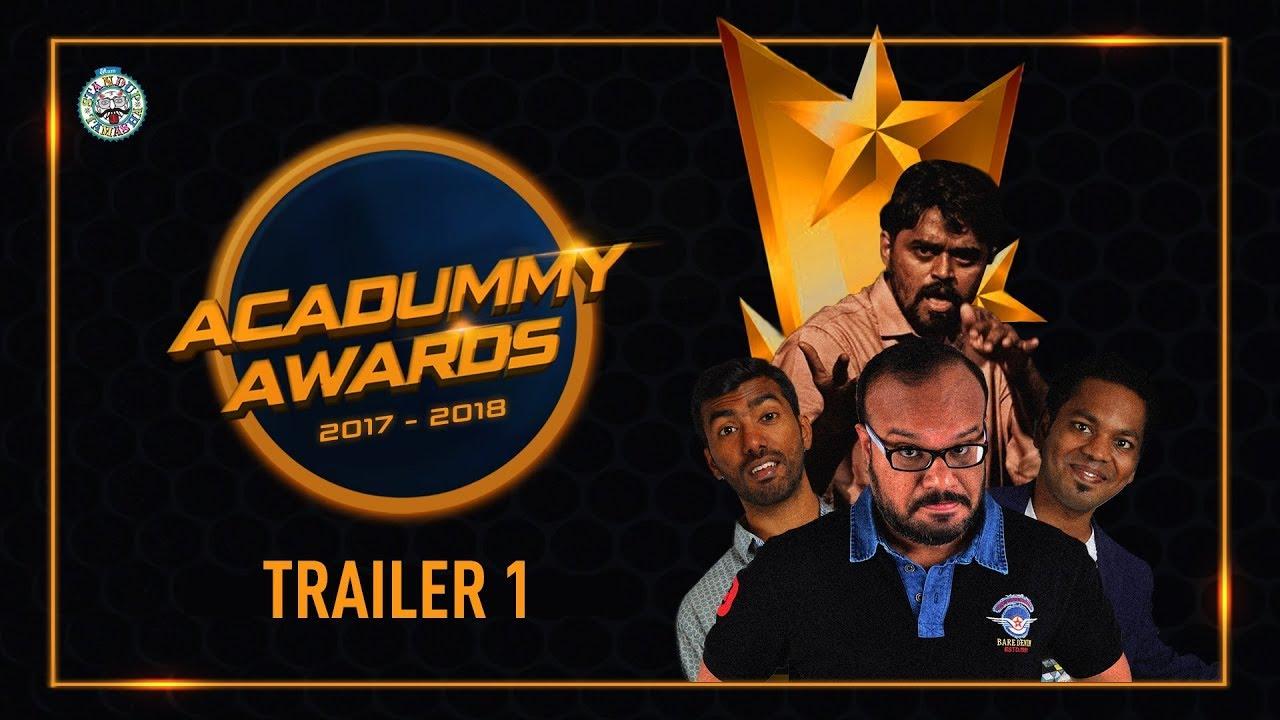 Acadummy Awards Trailer | Evam Stand Up Tamasha
