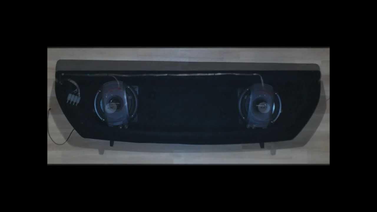 tuning hutablage toyota aygo alpine lautsprecher boxen. Black Bedroom Furniture Sets. Home Design Ideas