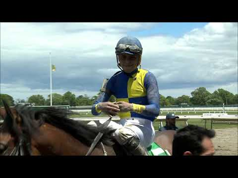 video thumbnail for MONMOUTH PARK 6-14-19 RACE 2
