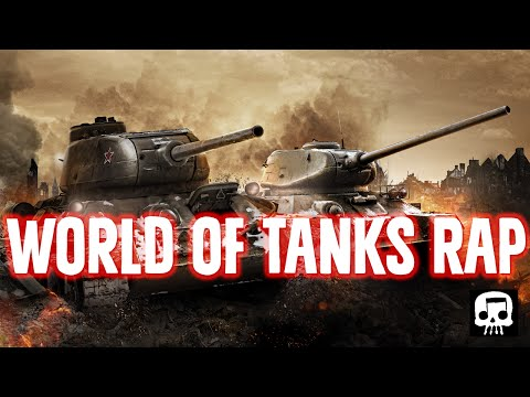 World of Tanks Rap - By JT Machinima