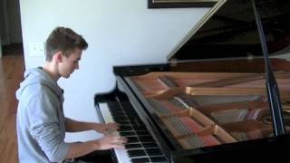Train: Angel In Blue Jeans (Elliott Spenner Piano Cover)