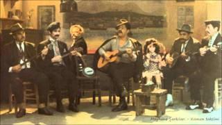 Meyhane Şarkıları - Keman taksimi