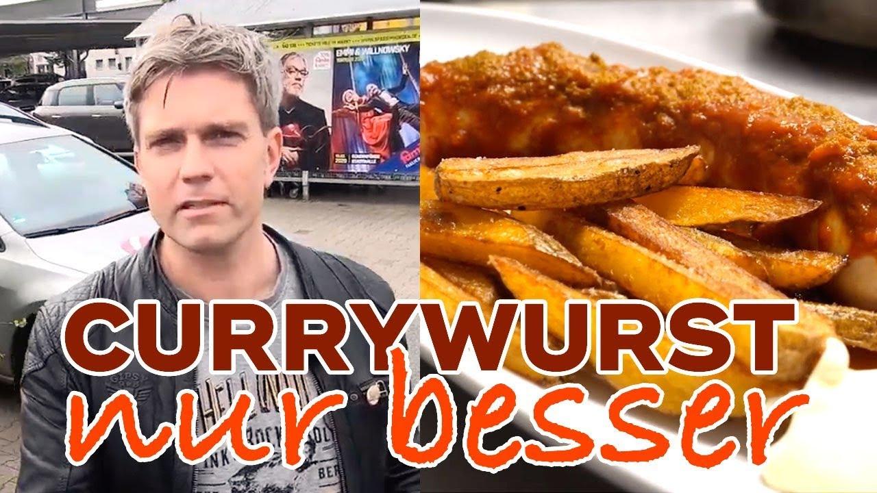 Currywurst Nur Besser So Macht Man Pommes Sauce Und Mayo Ganz