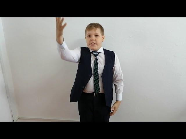 Изображение предпросмотра прочтения – ВадимИвченко читает произведение «Гой ты, Русь, моя родная!..» С.А.Есенина