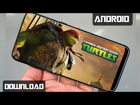 Download Teenage Mutant Ninja Turtles For Android