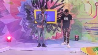 Tshego ft Gemini Major perform Tell Em Say: Live Performances