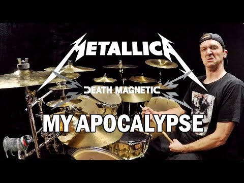 METALLICA  My Apocalypse  Drum
