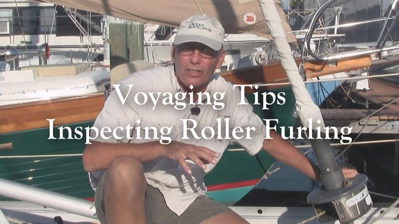 Inspecting Your Roller Furling Doovi