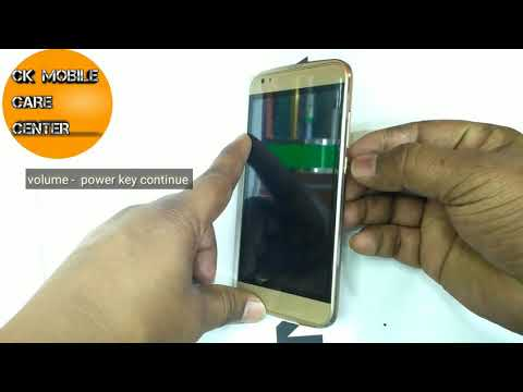 mione R1, R2 hard reset, factory reset - YouTube