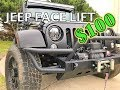 Jeep Wrangler | FACE Lift for Under $100.00 | Jeep JK